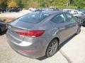 Hyundai Elantra SEL Galactic Gray photo #2