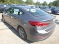 Hyundai Elantra SEL Galactic Gray photo #6