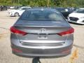 Hyundai Elantra SEL Galactic Gray photo #7