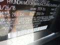 Hyundai Elantra SEL Galactic Gray photo #13