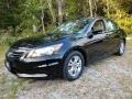 Honda Accord LX-P Sedan Crystal Black Pearl photo #1