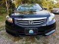 Honda Accord LX-P Sedan Crystal Black Pearl photo #2
