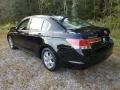 Honda Accord LX-P Sedan Crystal Black Pearl photo #6