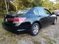 Honda Accord LX-P Sedan Crystal Black Pearl photo #7