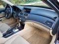 Honda Accord LX-P Sedan Crystal Black Pearl photo #24