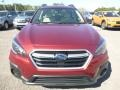 Subaru Outback 2.5i Crimson Red Pearl photo #9