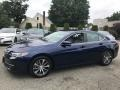 Acura TLX 2.4 Fathom Blue Pearl photo #4