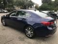 Acura TLX 2.4 Fathom Blue Pearl photo #5