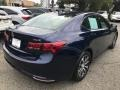 Acura TLX 2.4 Fathom Blue Pearl photo #7