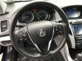 Acura TLX 2.4 Fathom Blue Pearl photo #9