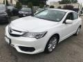 Acura ILX Premium Bellanova White Pearl photo #3
