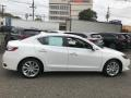 Acura ILX Premium Bellanova White Pearl photo #7