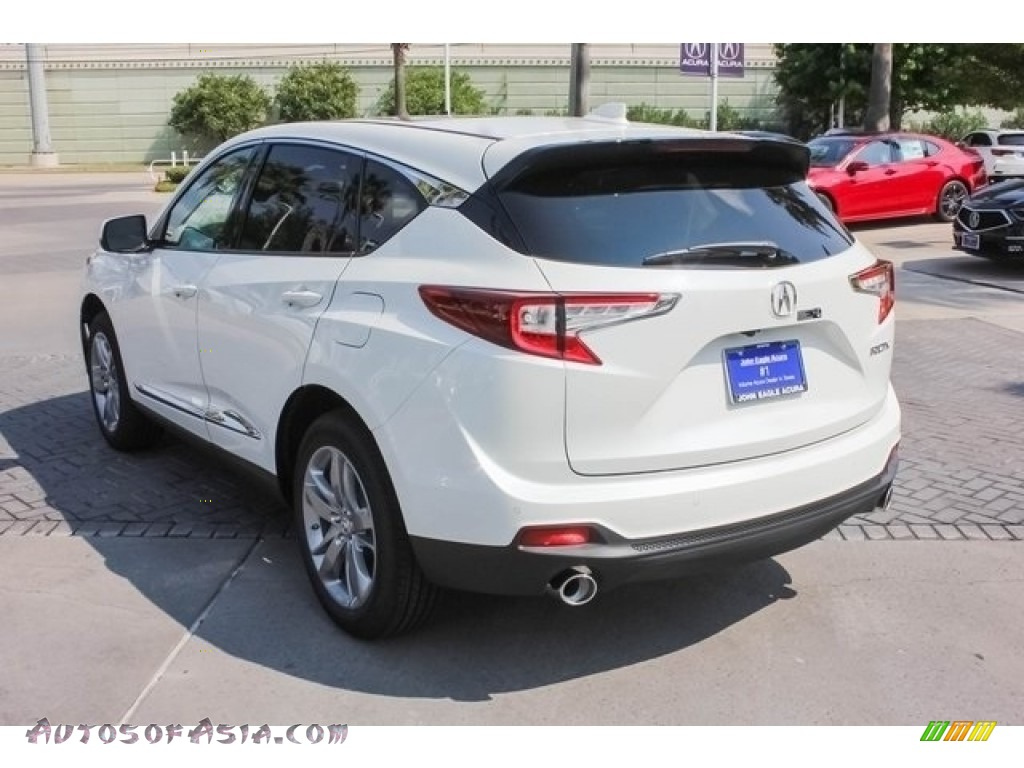 2019 RDX Advance - White Diamond Pearl / Parchment photo #5