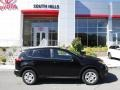 Toyota RAV4 LE AWD Black photo #2