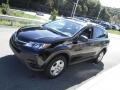 Toyota RAV4 LE AWD Black photo #5