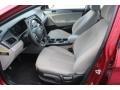 Hyundai Sonata SE Scarlet Red photo #16