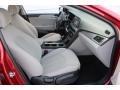 Hyundai Sonata SE Scarlet Red photo #33