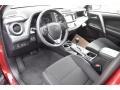 Toyota RAV4 XLE AWD Ruby Flare Pearl photo #5
