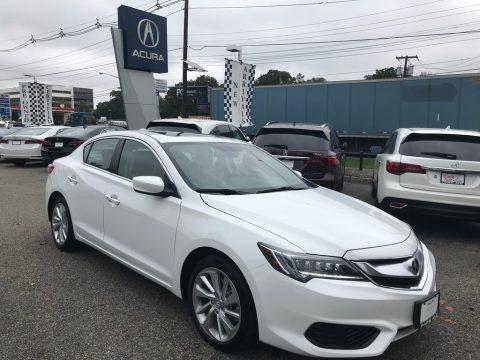 Bellanova White Pearl 2017 Acura ILX Premium
