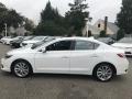 Acura ILX Premium Bellanova White Pearl photo #4