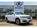 Acura RDX Advance AWD White Diamond Pearl photo #1