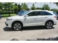 Acura RDX Advance AWD White Diamond Pearl photo #4