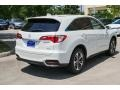 Acura RDX Advance AWD White Diamond Pearl photo #7