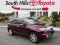 Acura RDX SH-AWD Technology Basque Red Pearl photo #1