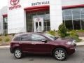 Acura RDX SH-AWD Technology Basque Red Pearl photo #2