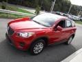 Mazda CX-5 Sport AWD Soul Red Metallic photo #5