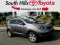 Kia Sportage LX AWD Mineral Silver photo #1