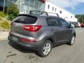 Kia Sportage LX AWD Mineral Silver photo #9