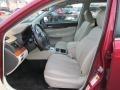 Subaru Outback 2.5i Limited Venetian Red Pearl photo #13