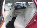 Subaru Outback 2.5i Limited Venetian Red Pearl photo #22