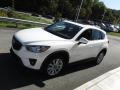 Mazda CX-5 Grand Touring AWD Crystal White Pearl Mica photo #6