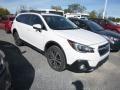 Subaru Outback 2.5i Limited Crystal White Pearl photo #1