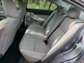 Honda Civic LX Sedan Modern Steel Metallic photo #23