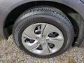Honda Civic LX Sedan Modern Steel Metallic photo #28