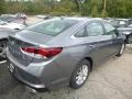 Hyundai Sonata SE Machine Gray photo #2