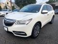 Acura MDX SH-AWD Technology White Diamond Pearl photo #3