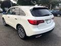 Acura MDX SH-AWD Technology White Diamond Pearl photo #5