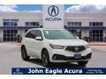 Acura MDX A Spec SH-AWD White Diamond Pearl photo #1