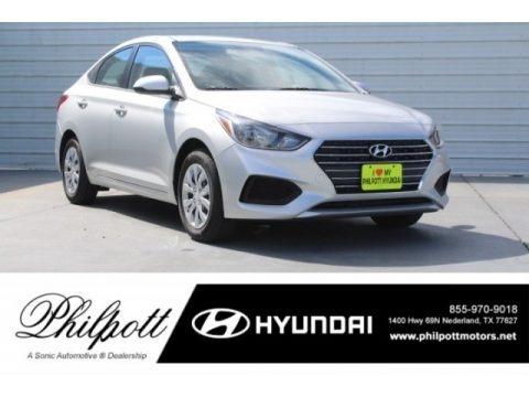 Olympus Silver 2019 Hyundai Accent SE