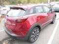 Mazda CX-3 Touring AWD Soul Red Metallic photo #2