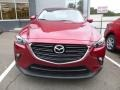 Mazda CX-3 Touring AWD Soul Red Metallic photo #5