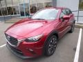 Mazda CX-3 Touring AWD Soul Red Metallic photo #6