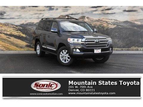 Magnetic Gray Metallic 2019 Toyota Land Cruiser 4WD