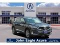 Acura RDX Advance AWD Gunmetal Metallic photo #1