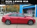 Kia Forte S Currant Red photo #1