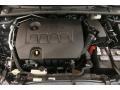 Toyota Corolla LE Slate Metallic photo #17
